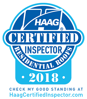 Haag Certified Roof Inspections